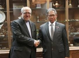 مناسبات تجاری ایران و مالزی توسعه مییابد