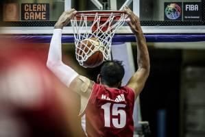 میزبانی ایران برای بسکتبال باشگاه های غرب آسیا منتفی شد