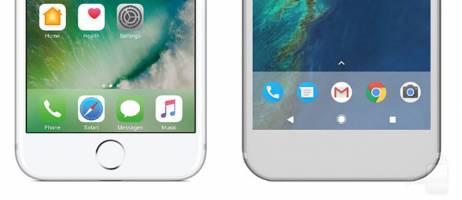 چرا گوگل پیکسل هم قیمت آیفون ۷ هست ولی پشتیبانی خوبی مانند آن را ندارد؟