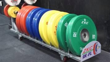 حذف پاپی از مسابقات وزنه برداری قهرمانی نوجوانان جهان