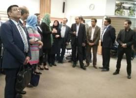 وزیر محیط زیست هلند: آماده انتقال تجربه های خود در تصفیه و نمک زدایی آب به ایران هستیم