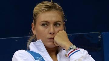 ماریا شاراپووا از رنکینگ جهانی WTA حذف شد