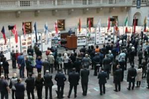 مشارکت ایران در نمایشگاه بین المللی میراث فرهنگی کپنهاگ