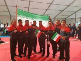 بهترین عملکرد تاریخ کاراته ایران در رقابتهای جهانی اتریش