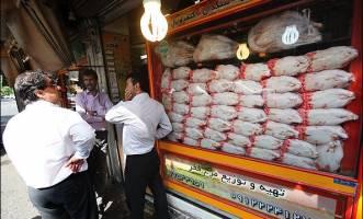 وضعیت قیمت مرغ و گوشت قرمز در بازار