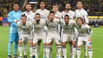 رئال مادرید تنها تیم بدون شکست در لیگهای اروپایی