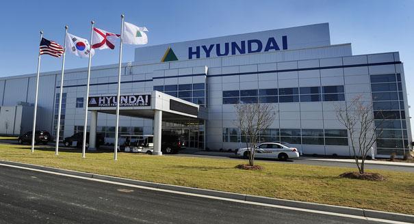 قیمت خودروهای شرکت هیوندای در بازار