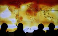 احتمال ثبت سال ۲۰۱۶ به عنوان گرمترین سال