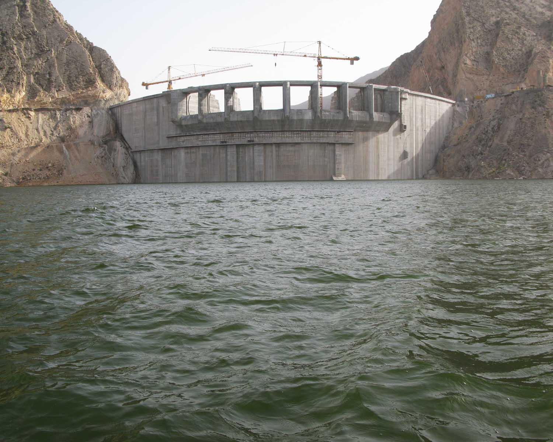 کاهش شدید ورود آب به سدها
