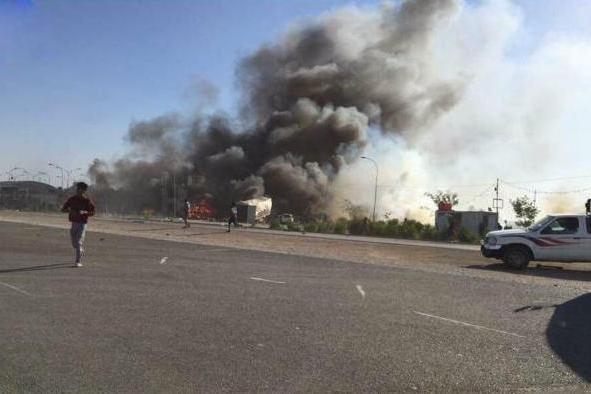 24 شهید انفجار عراق قطعاً ایرانی هستند