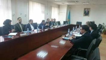 بررسی همکاریهای ایران و قزاقستان در مرکز انرژی این کشور