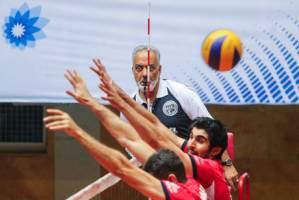 پیروزی سایپا بر شهرداری ساری در آغاز هفته پنجم لیگ برتر والیبال