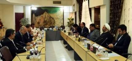 تمایل سازمان اقتصادی کوثرایران برای سرمایه گذاری درمنطقه آزاد چابهار