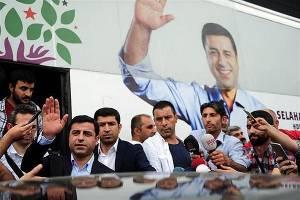 بازداشت رهبران حزب دموکراتیک خلق های ترکیه