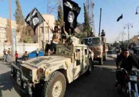 داعش مرزهای عراق با سوریه را بست