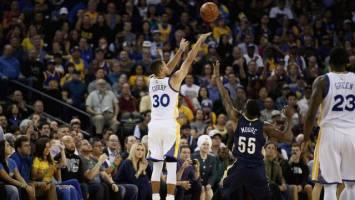ثبت رکوردی تاریخی در NBA توسط استفن کری