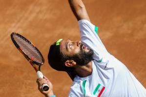 حذف شاهقلی و هم تیمی سوئیسیاش از جدول دونفره تنیس فیوچرز کویت