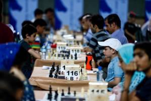 قهرمانی ایران در شطرنج تیمی زیر ۱۴ سال آسیا