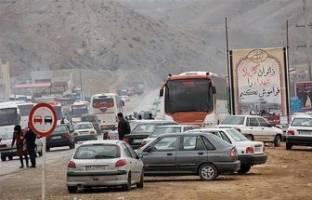 محدودیتهای تردد انواع ناوگان ایرانی و عراقی در ایام اربعین