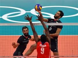 ایران میزبان بازیهای انتخابی والیبال قهرمانی جهان 2018