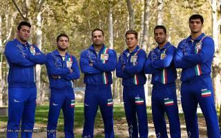 قهرمانی زودهنگام ایران در مسابقات جهانی کشتی پهلوانی
