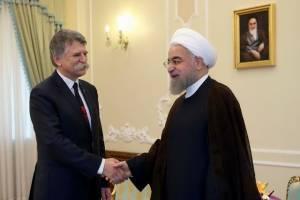 گسترش روابط با کشورهای دوست اساس سیاست خارجی دولت یازدهم است
