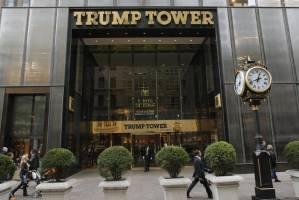 ترامپ دوست دارد روزهای هفته را بین کاخسفید و پنتهاوس نیویورکاش تقسیم کند