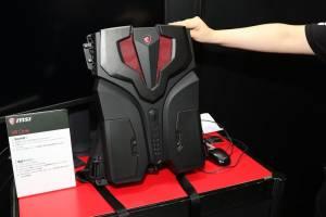 با کامپیوتر جدید MSI بر روی کوله پشتی آشنا شوید