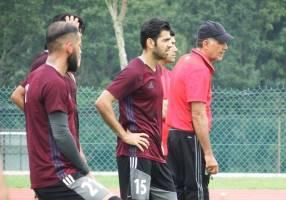 آخرین تمرین تیم ملی قبل از دیدار با سوریه + عکس