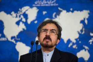 ایران انفجار تروریستی در کربلا را به شدت محکوم کرد