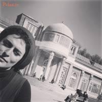 سلفی بهناز جعفری در بیمارستان امام رضا (ع)! + عکس
