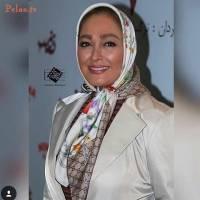 الهام حمیدی در جشنواره مطبوعات! + عکس