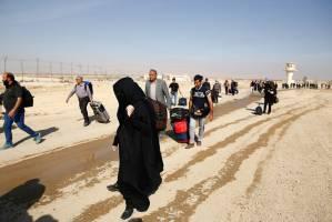 ممنوعیت تردد خودروها به داخل شهر مهران