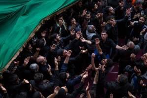 راهپیمایی اربعین از میدان امام حسین (ع) تا حرم حضرت عبدالعظیم (ع)