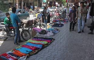 شهرداری تهران دستفروشان نیازمند را ساماندهی میکند