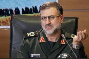 راه اندازی ۲ قرارگاه امنیتی سپاه در مهران و خوزستان
