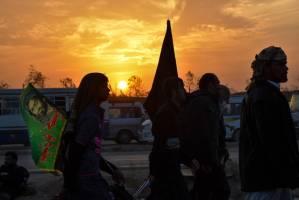 راهپیمایی اربعین عظمت و اقتدار جهان اسلام را به رخ جهانیان کشاند
