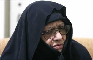 مراسم سومین روز درگذشت مرحومه دباغ برگزار شد