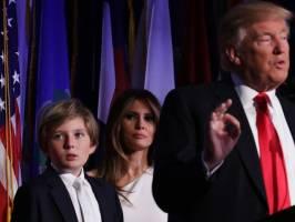 ملانیا با ترامپ به کاخ سفید نمیرود