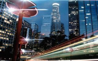 لامپ هوشمند خیابانی مجهز به اینترنت وای فای