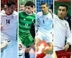 مذاکره قهرمان اروپا با ۴ فوتسالیست ایرانی