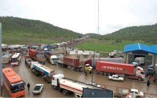 کارشکنی در مرز بازرگان، دلیل جایگزینی ارمنستان به جای ترکیه