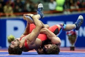 آخرین اردوی آزادکاران پیش از رقابتهای جهانی مجارستان