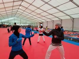 پانزدهمین دوره رقابتهای کاراته قهرمانی آسیا فردا آغاز میشود