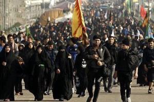 برخیها نابخردانه بر راهپیمایی اربعین خدشه وارد میکنند