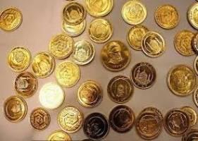 قیمت سکه در بازار روز شنبه