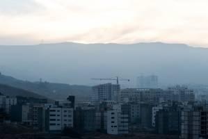 هوای تهران و کرج بازهم آلوده میشود