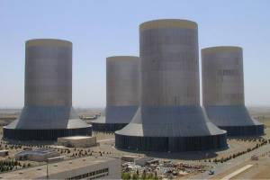 نصف ذخایرسوخت نیروگاههاخالی است