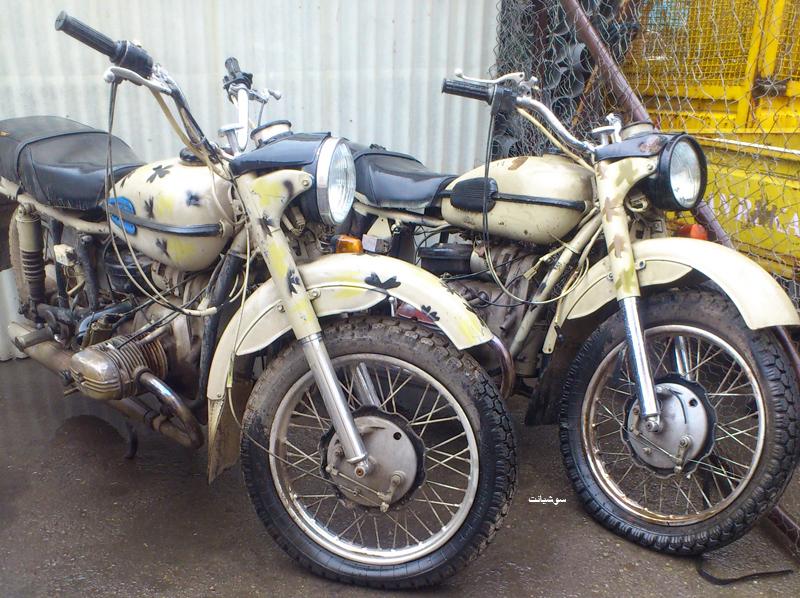 موتورسیکلتهای آلاینده دوباره برمی گردند ؟