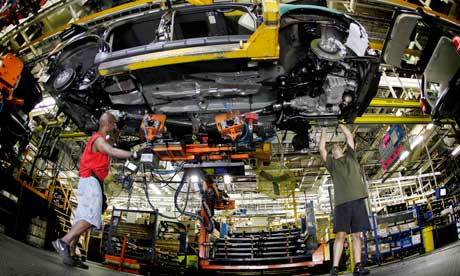 اعمال محدودیت برای خودروسازان امریکایی در چین